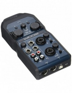 Zoom U-44 Handy Audio...