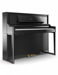 Roland LX706 (Nero Lucido)