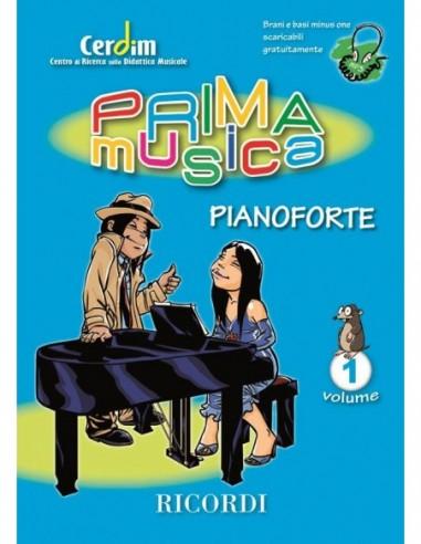 Primamusica: Pianoforte Vol.1