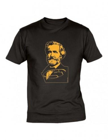 T-Shirt Verdi Nera Taglia M