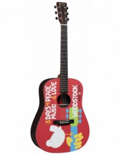 Martin DX Woodstock 50th