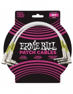 Ernie Ball cavo patch white...