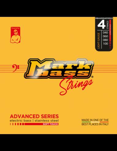 Mark Bass Advanced St.less Steel 40-100