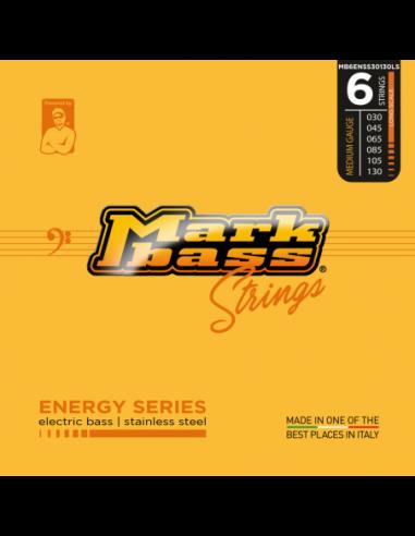 Mark Bass Stainless Steel 30-130