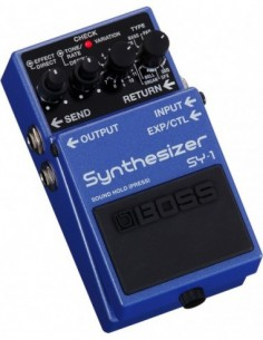 Boss SY-1 Guitar Synth