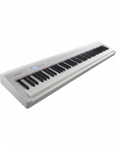 Roland FP-30 Digital Piano (White)