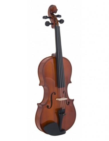 Gewa Pure Archetto violino 4//4 Con Crini Naturali Nasetto in ebano