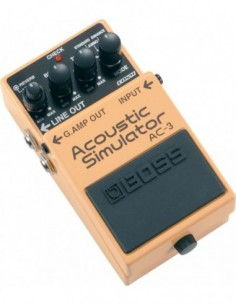 Boss AC-3 Acoustic Simulator