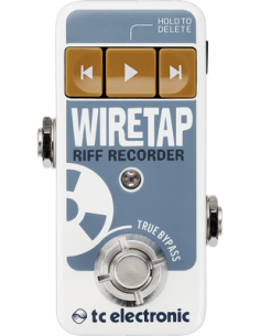 TC Electronic Wiretap Riff...