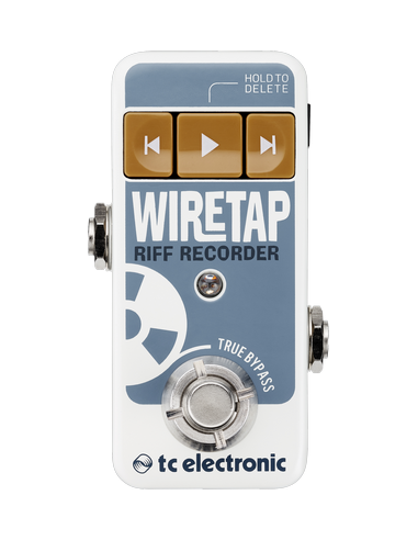 TC Electronic Wiretap Riff Recorder