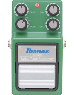 Ibanez TS9DX Turbo Tube...