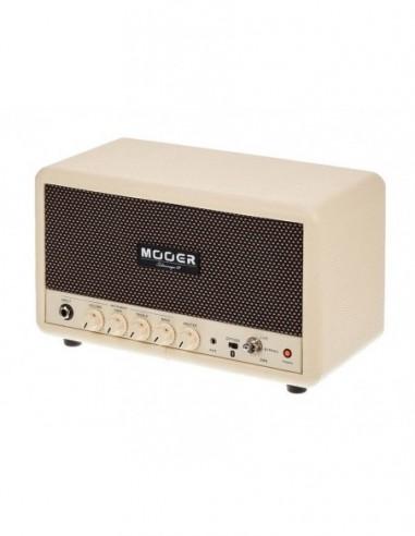 Mooer Silvereye 10