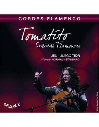 Savarez Tomatito T50R Flamenco Normal