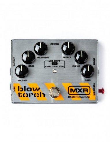 MXR M181 Blow Torch Bass Distortion