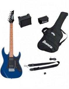 Ibanez IJRX20-BL Jumpstart Kit