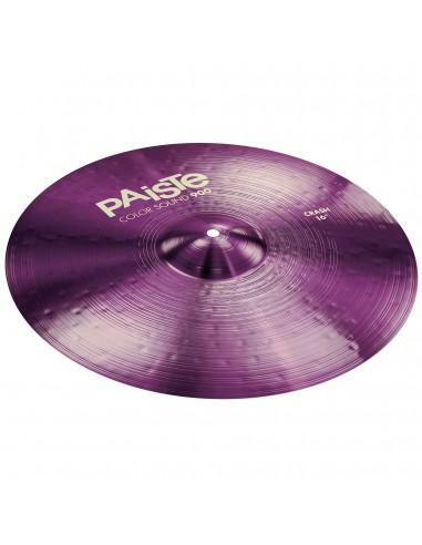 Paiste Color Sound Purple Crash 16