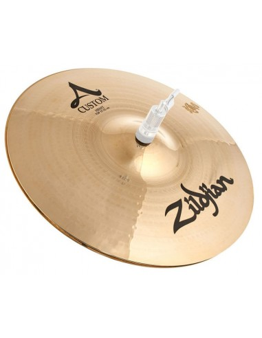 Zildjian A Custom Mastersound Hi-hat 13