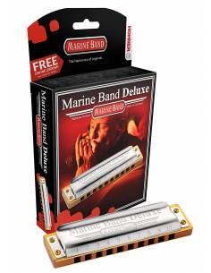 Hohner Marine Band Deluxe - MI