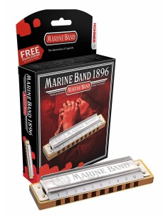 Hohner Marine Band 1896 - SOL